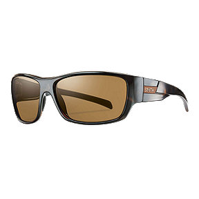 Smith Frontman Polarized Sunglasses - Tortoise with Brown Lenses