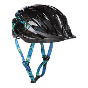 Giro Women's Verona Black Tide Pools Bike Helmet