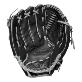 "Wilson A360 13"" Baseball Glove - Black/Grey"