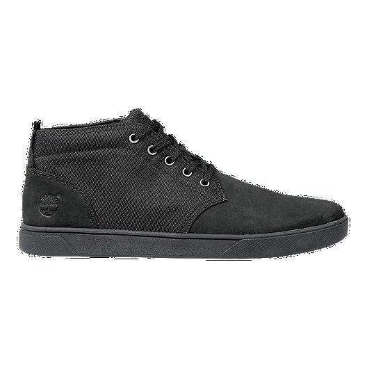 6eeaa86c6c3 Timberland Men s Groveton PT Chukka Boots - Black