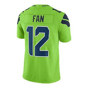 0aec9344a8b Seattle Seahawks Men s Nike Colour Rush  12 Fan Limited Jersey