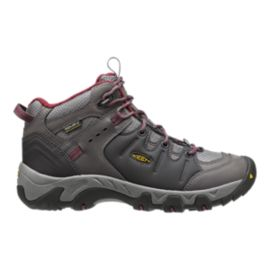 Keen Women's Koven Polar Waterproof Hiking Boots - Magent/Zinfandel