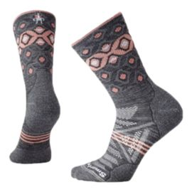 Smartwool Women's PhD® Outdoor Light Pattern Crew Socks