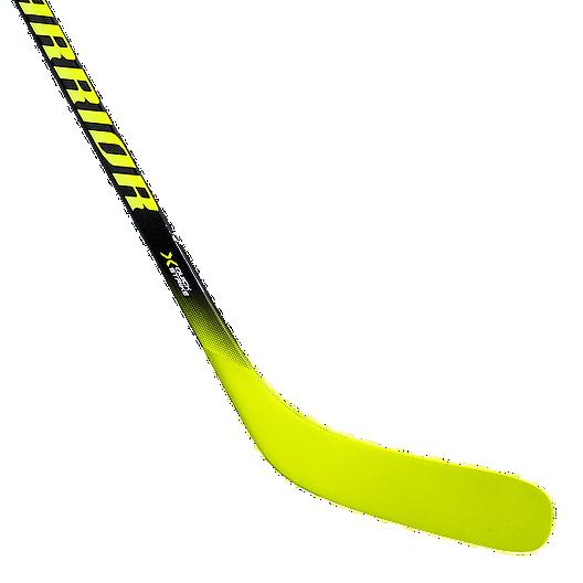 2e5960a6acd6 Warrior Alpha QX5 Grip Senior Hockey Stick - Yellow