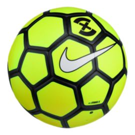 Nike Strike X Soccer Ball - Volt Yellow/Black