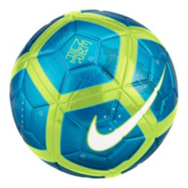 Nike Neymar Strike Soccer Ball - Blue Orbit/Volt/White