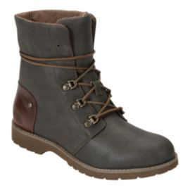 The North Face Women's Ballard Lace II Boots - Canvas Olive/Cub