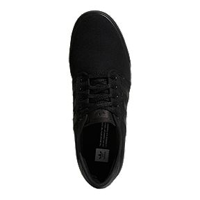check out 690bf 4977c adidas Mens Seeley (Canvas) Skate Shoes - Black