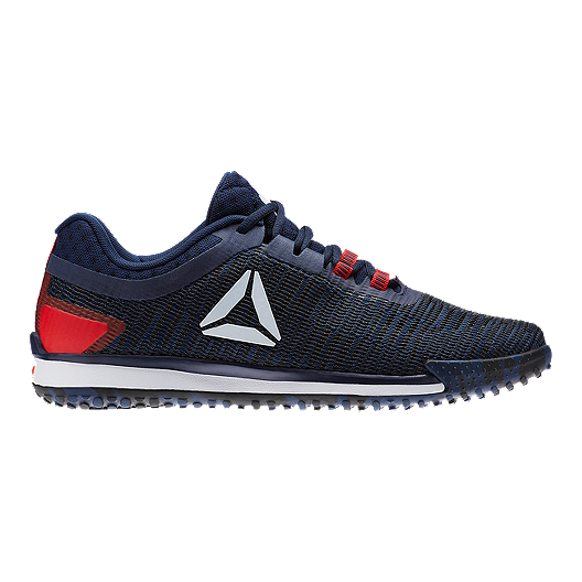 5e45921ad23c Reebok Kids' JJ Watt Grade School Training Shoes - Navy/Red/White | Sport  Chek
