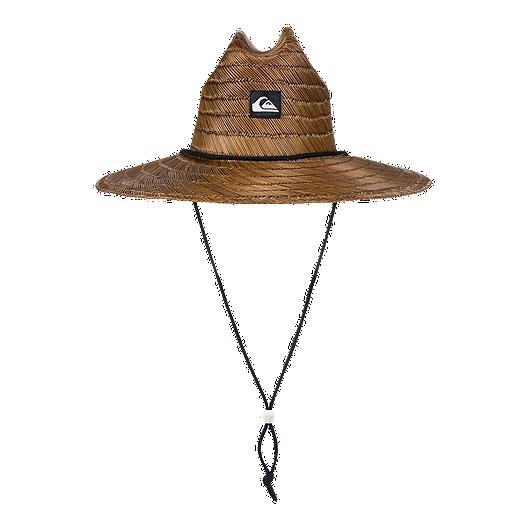 online store 596a3 3c141 Quiksilver Men s Pierside Straw Hat   Sport Chek