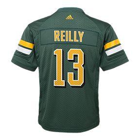 Edmonton Eskimos Kids  Replica Mike Reilly Football Jersey 1c6858b72