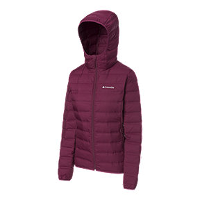 Columbia Women's Lake 22 Down Hooded Jacket
