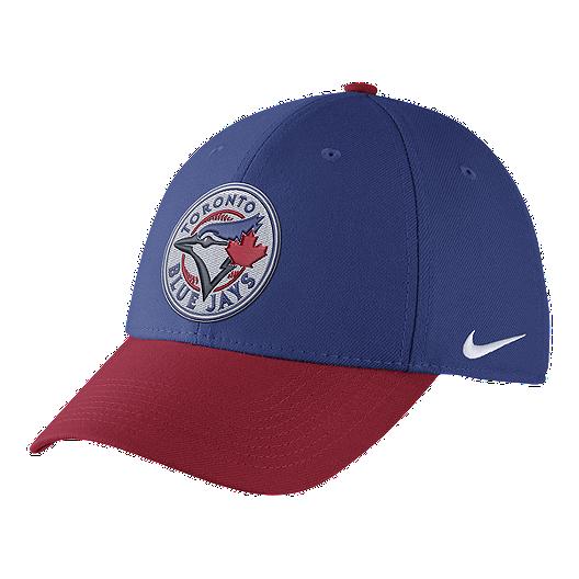 125c7f0b1df Toronto Blue Jays Nike Local DNA SwooshFlex Hat