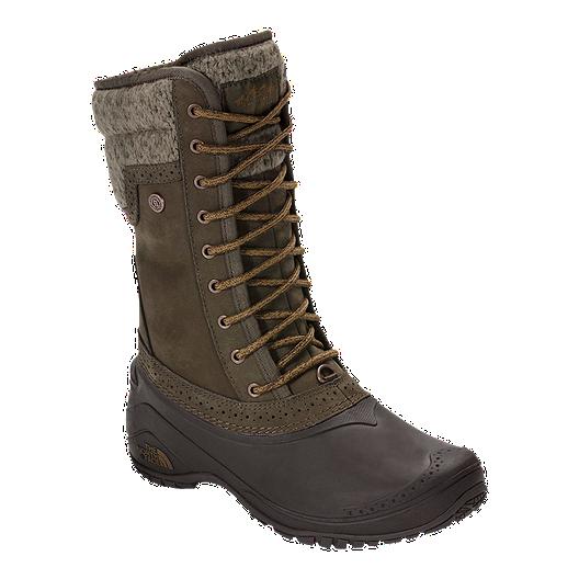 d230fb4cd373 The North Face Women s Shellista II Mid Winter Boots - Tarmac Tapenade