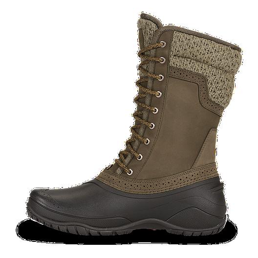 f2baa85e8 The North Face Women's Shellista II Mid Winter Boots - Tarmac/Tapenade