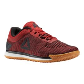 Reebok Men's JJ II Low Training Shoes Mens - Red/Black