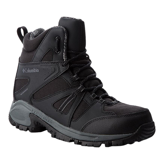 1aee2031a97 Columbia Men's Telluron Omniheat Winter Boots - Black