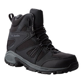 Columbia Men's Telluron Omniheat Winter Boots - Black