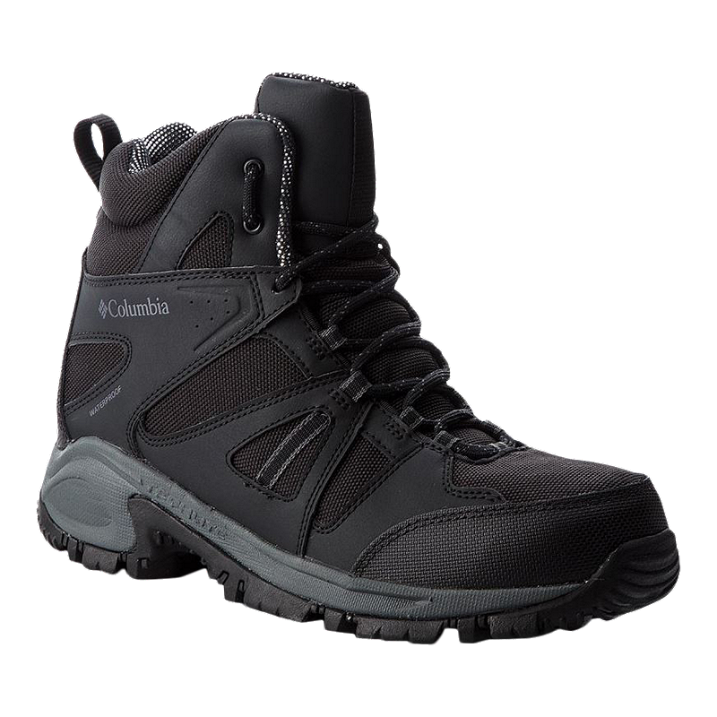 the best attitude 8a5d2 ab990 Columbia Men s Telluron Omniheat Winter Boots - Black   Sport Chek