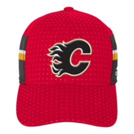 Calgary Flames Kids' 2017 Draft Hat