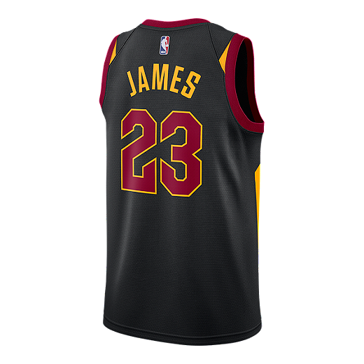 new style d4ea2 f7370 Cleveland Cavaliers LeBron James Swingman Statement ...