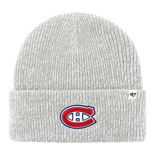 fc0d9eef673 Montreal Canadiens '47 Brand Brain Freeze Cuff Knit Beanie   Sport Chek