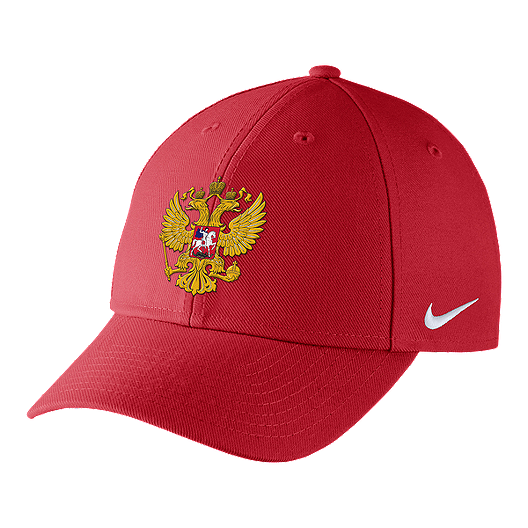 b8bea604cb2 Team Russia Nike Olympic Wool Classic Hat