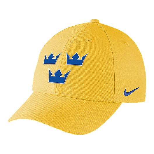 ccdb5c37a Team Sweden Nike Olympic Wool Classic Hat
