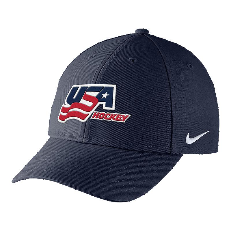 ccca894510f16 Team USA Nike Olympic Wool Classic Hat