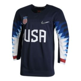Team USA Nike Olympic Replica Hockey Jersey