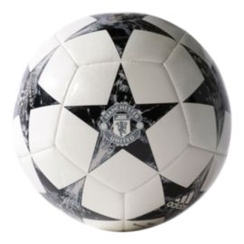 adidas Finale 17 Manchester United Mini Soccer Ball