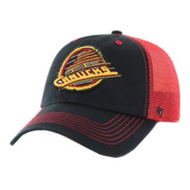 Vancouver Canucks '47 Brand Taylor Close Up Cap