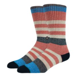 Stance Men's Butter Blend Foundation Indicator Crew Socks