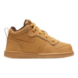 Nike Toddler Court Borough Mid Manoa Boots - Haystack