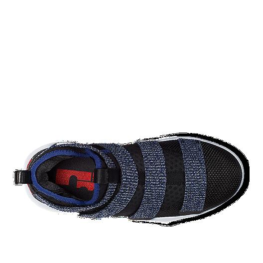 detailed look 20092 6dd32 Nike Kids' LeBron Soldier XI Grade School Basketball Shoes ...