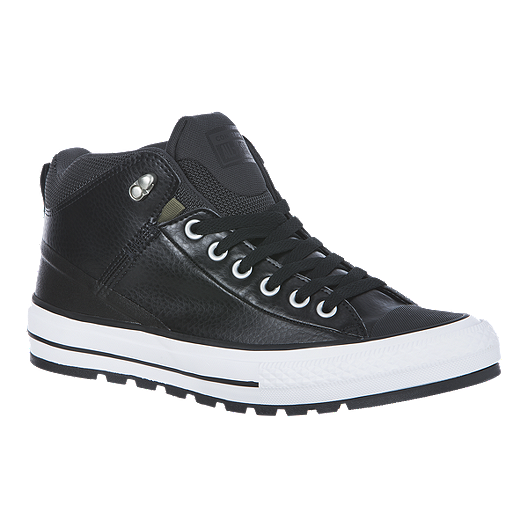 3ccf2fa464d0 Converse Men s CT All Star Street Boot - Black Storm Wind White ...