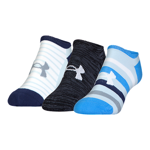 f987208f5 Under Armour Women's Athletic Solo Socks - 3 Pack | Sport Chek