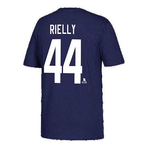 newest b7405 15f51 Toronto Maple Leafs Men's Reebok Rielly Player Tee