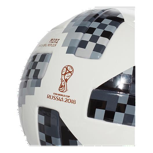 ef6e166b6c0 adidas World Cup 2018 Mini Soccer Ball