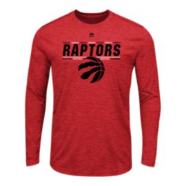 Toronto Raptors Thrill A Minute Long Sleeve T Shirt