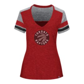 Toronto Raptors Women's All My Hearts T Shirt
