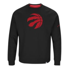Toronto Raptors Team Back Up Crew Fleece