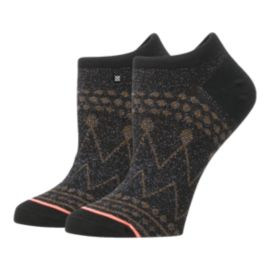 Stance Women's Sidestep Sparks Invisible Boot Socks