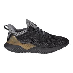 fd9ab00fe894e adidas Kids  Alphabounce Beyond Grade School Running Shoes - Black Gold