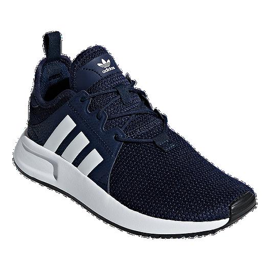 03b3ec9c56db0 adidas Originals Kids' X_PLR Grade School Shoes - Navy/White