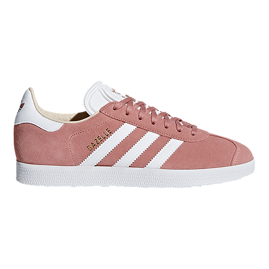 e48c0ac12d adidas Women s Gazelle Shoes - Ash Pearl White