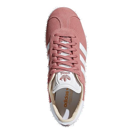 1f6a6f4bdd7 adidas Women s Gazelle Shoes - Ash Pearl White. (1). View Description