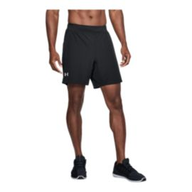 "Under Armour Men's Speedpocket Swyft 7"" Running Shorts"