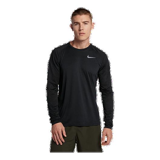 2e43de17 Nike Men's Breathe Miler Long Sleeve Running Shirt | Sport Chek