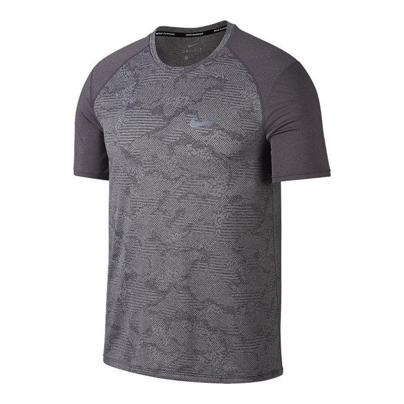 4d92b356 Nike Men's Breathe Tailwind Short Sleeve Running Shirt (888413845803) photo